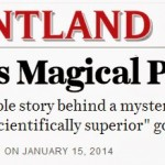 Headline from Caleb Hannan's January 15, 2014 piece on Grantland.