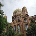 Neue Synagogue.