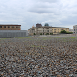 The Topography of Terror once housed the SS, SD and Gestapo headquarters -- and is where the Nazis planned the extermination of millions. (Katelyn Verstraten/FASPE)