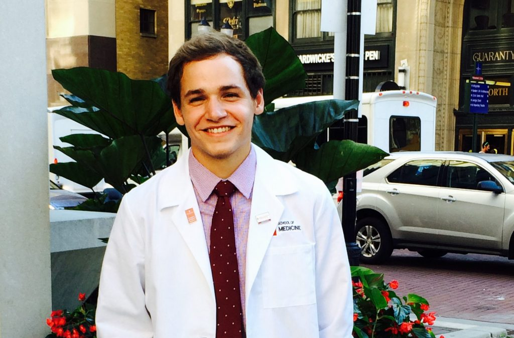 Medical Student Chosen for Competitive Ethics Program in Europe