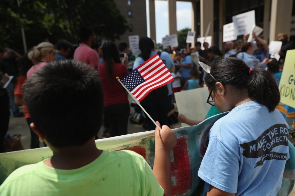 Undocumented Minors Are Administered Drugs Without Consent