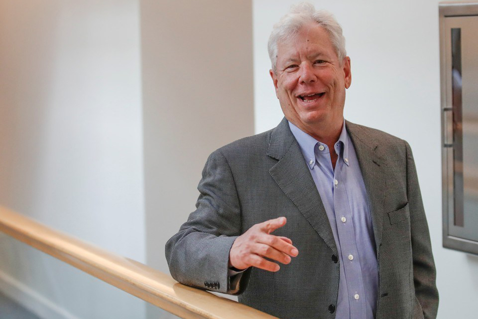 Richard Thaler's Nobel Could Lead Economists to Focus on Ethics