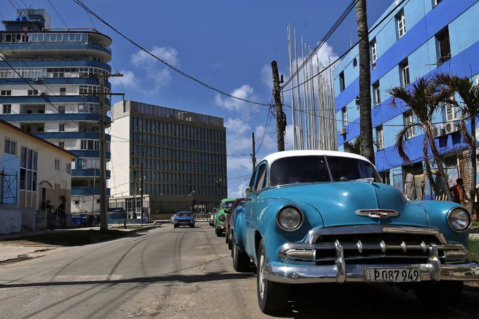 Reporter Does His Due Diligence in Reporting on Sonic Attack in Cuba
