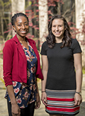 Katie Sochacki '18 and Dora Duru '20 selected for 2018 law class of FASPE