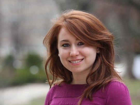 Rhaina Cohen Chosen as 2018 FASPE Journalism Fellow