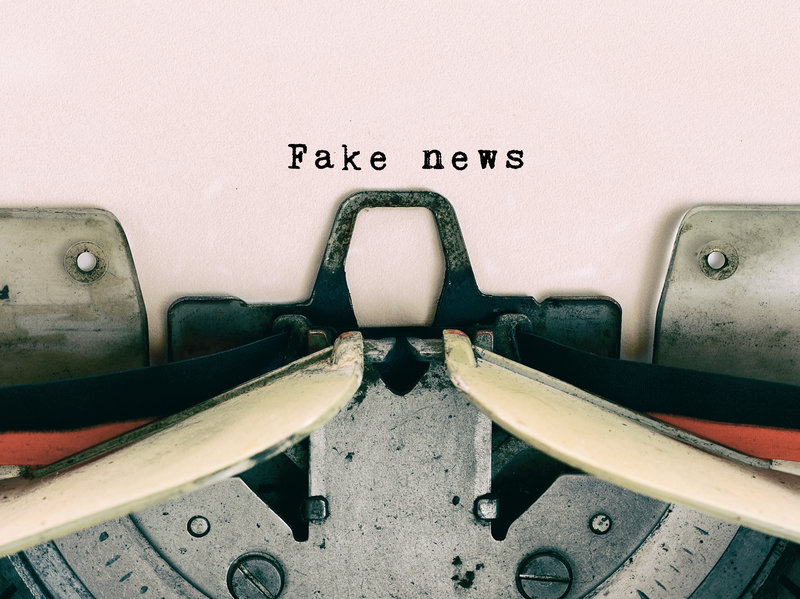 Journalism Fellow Rhaina Cohen and Journalism Faculty Andie Tucher Discuss the History of Fake News