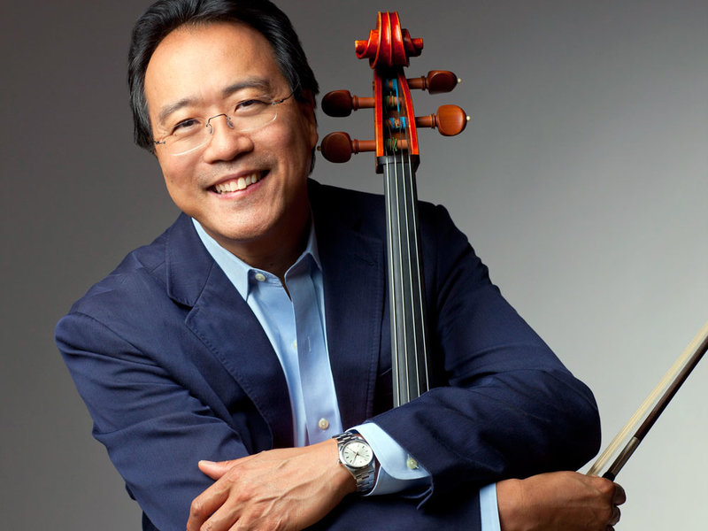 Cellist Yo-Yo Ma Sees a Clear Civic Duty for Artists