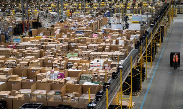 When Asked to Consider Ethics, Consumers Ranked Amazon Lower